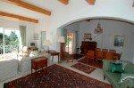 Villa Bambous Ferienhaus in Sainte Maxime Côte d'Azur Südfrankreich-Esszimmer