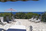 Belaigo Ferienhaus in Les Issambres Côte d'Azur Südfrankreich-Balkon zum Meer