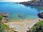 Plage Calanque de Bonne Eau in Les Issambres an der Cote d'Azur