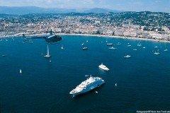 Cannes-von oben
