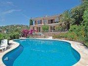Cap 138 – großes Ferienhaus mit tollem Pool in Les Issambres