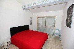 Schlafzimmer 2 im Haus Corniche direkt am Meer in Les Issambres an der Cote d Azur in Südfrankreich