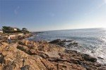 Corniche left view