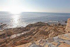 Corniche Blick