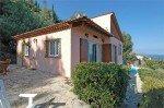 Villa Dolmens Ferienhaus in Les Issambres Côte d'Azur Südfrankreich-älterer Teil