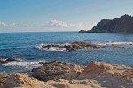 Escalet kurz vor Cap Taillat