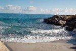 Escalet schmaler Strand auf dem Weg