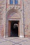Frejus Kathedrale Haupteingang