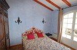 Villa Garennes Ferienhaus in Les Issambres Côte d'Azur Südfrankreich-Schlafzimmer 1