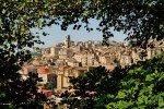 Grasse an der Côte d'Azur in Südfrankreich - Blick 1