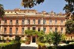 Grasse an der Côte d'Azur in Südfrankreich - Museum für Kunst