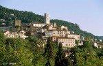 Grasse an der Côte d'Azur in Südfrankreich - Blick 2