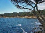 Lardier Küstenlinie