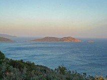 Lardier pointe d'Escalet und Cap Taillat