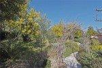 Latour Ferienhaus in Les Issambres Côte d'Azur Südfrankreich-Garten hinter dem Haus
