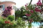 Latour Ferienhaus in Les Issambres Côte d'Azur Südfrankreich-Haus,Pool und Garten