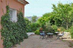Latour Küchen-Terrasse