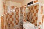 Bad der Wohnung 1 im Haus Levellier in Les Issambres an der Cote d Azur