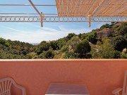 Blick vom Balkon der Wohnung 2 im Haus Levellier in Les Issambres an der Cote d Azur