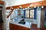 Lorelyn Ferienhaus in Les Issambres Côte d'Azur Südfrankreich-Küche
