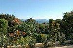 Lorelyn Ferienhaus in Les Issambres Côte d'Azur Südfrankreich-Ausblick obere Pool-Terrasse
