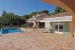 Majolie Haus, Terrasse und Pool