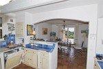 Majolie Küche und Esszimmer