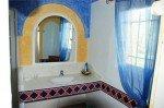 Olivade Ferienhaus in Sainte Maxime Côte d'Azur Südfrankreich-Badezimmer 1