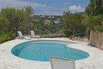 Pastourelle Ferienhaus in Les Issambres Côte d'Azur Südfrankreich-Pool