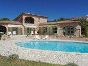 Rigaou-Villa in Ste. Maxime am Golf von St. Tropez
