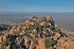 Rocher Rouge mittlerer Felsen