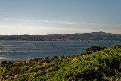 Tourterelles-Villa der Extraklasse mit Panoramablick auf St. Tropez und den Golf