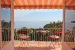 Balkon und Meerblick Ferienhaus Triton G in Les Issambres an der Cote d Azur