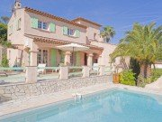 Pool und Haus Varoise in Les Issambres an der Cote d Azur
