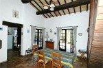 Lavandes Ferienhaus in Les Issambres Côte d'Azur Südfrankreich-Esszimmer